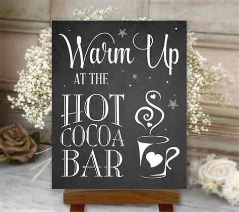Best 25  Hot cocoa bar ideas on Pinterest   Cocoa bar, Hot