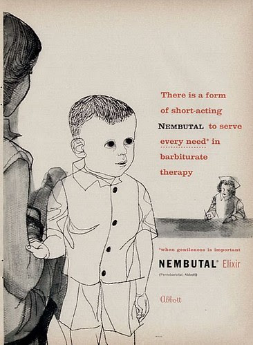 nembutal  - elixir for children