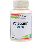 Solaray Potassium-99 200 ct