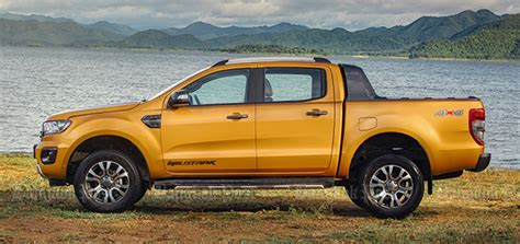 ford ranger wildtrak bi turbo   review