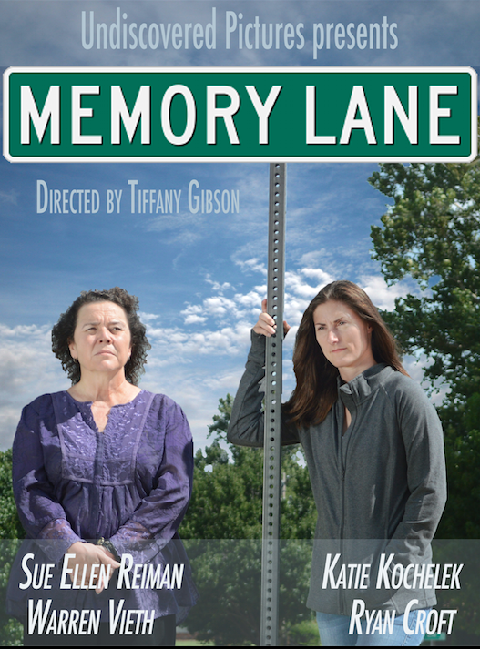 """Memory Lane"" movie poster (18x24)"