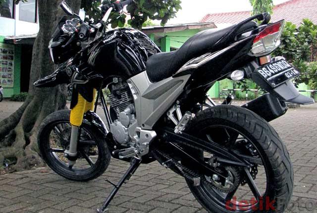 Biaya Modifikasi Yamaha Scorpio Menjadi Supermoto