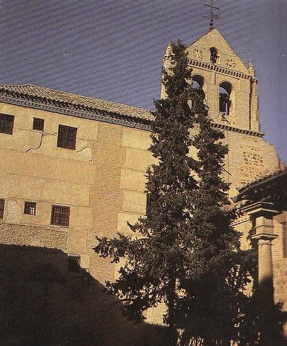 Convento de Santo Domingo el Real (Toledo) en los años 90