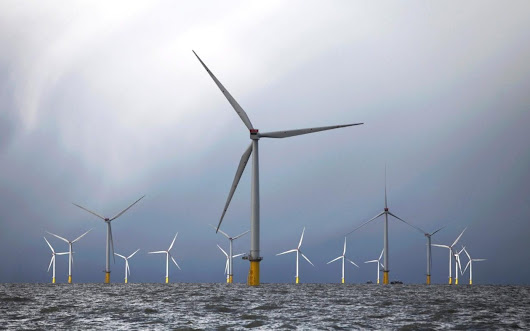 New record for cheapest offshore wind farm