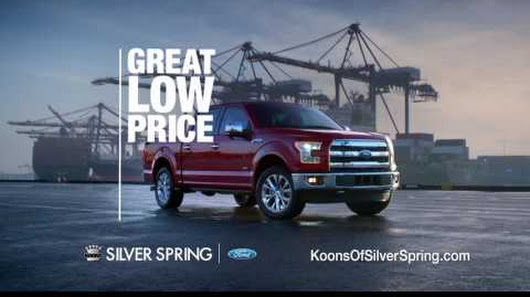 koons ford of silver spring why pay more. Cars Review. Best American Auto & Cars Review