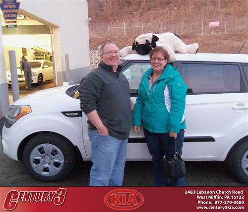 DeliveryMaxx Congratulates David Colaianni and Century 3 Kia on excellent social media engagement! by DeliveryMaxx