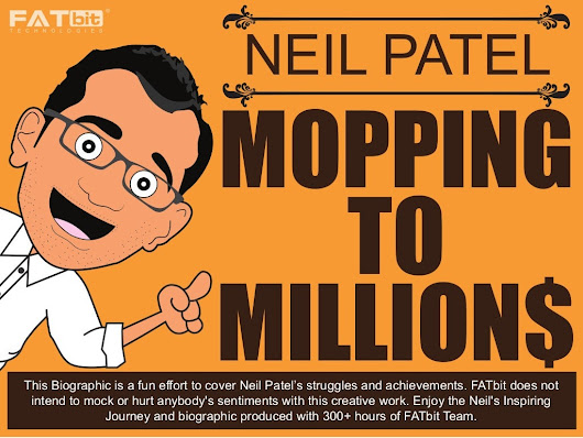 THE NEIL PATEL : MOPPING TO MILLION$