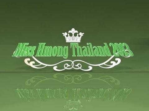 Miss Hmong Thailand 2013 ( Teaser ) http://dlvr.it/P0svsg https://goo.gl/SBh82Z