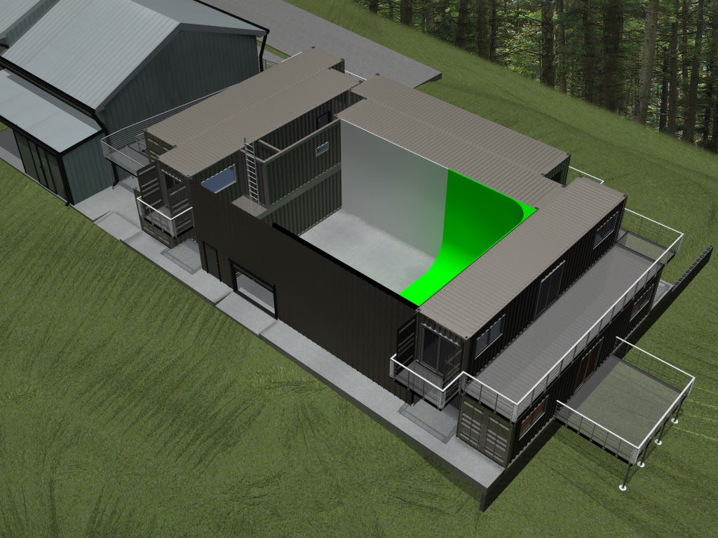 Like Here 3d Isbu Shipping Container Home Design Software