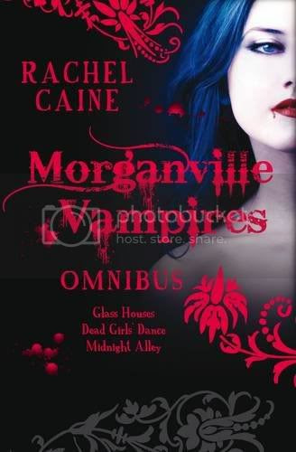 the morganville vampires series omnibus 1 by rachel caine
