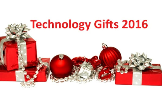5 Great Tech gifts for Christmas 2016 | Techwork.dk