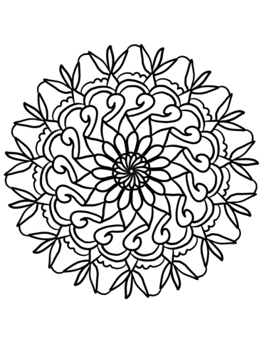 Fiori Semplici Da Disegnare Portalebambini
