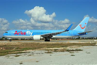 Arkefly (TUI Airlines Nederland) Boeing 767-304 ER WL PH-OYI (msn 29138) AYT (Ton Jochems). Image: 905651.