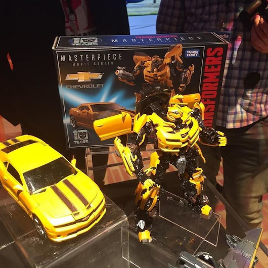 Toy Fair 2017 - Photos From The Hasbro Showroom! Nautica, Overlord, Octone, Quickswitch, More! Transformers News Reviews Movies Comics and Toys