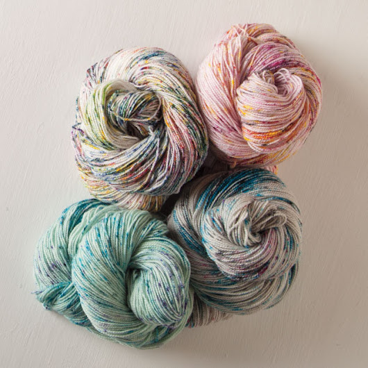 Hawthorne Speckle is BACK! - KnitPicks Staff Knitting Blog