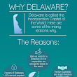 Why Incorporate in Delaware? [INFOGRAPHIC]
