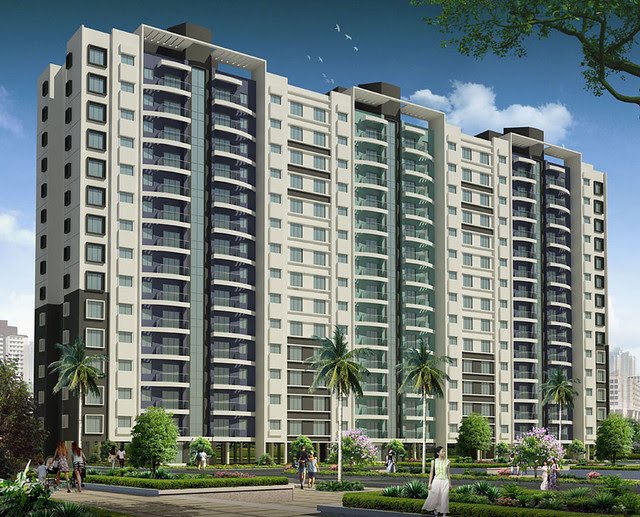 Megapolis Smart Homes 2 Elevation