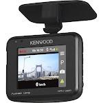 Kenwood DRV-320 2.1 MP Dashboard Camera - 1080p - Black