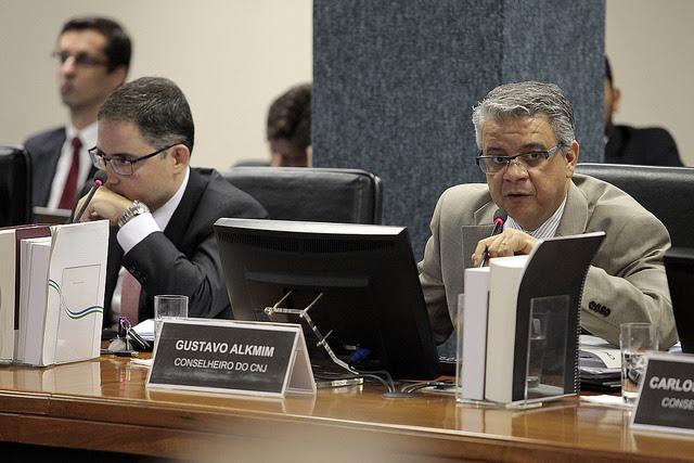 Conselheiro Gustavo Alkmin, voto de 170 páginas para propor a punição ao juiz do Pará - Foto: Luiz Silveira/Agência CNJ