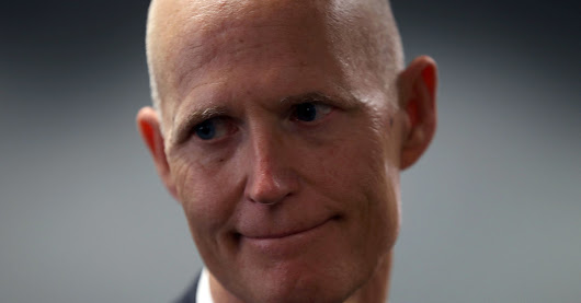Rick Scott Super PAC May Received Illegal Contribution From Private Prison Company