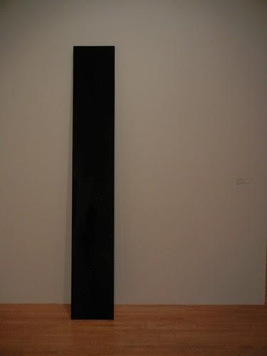 DSCN8736 _ Black (PL100155), 1988, John McCracken (1934-2011), MOCA