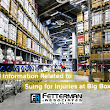INJURIES FROM FALLING OBJECTS IN RETAIL STORES | Injuries at Big Box Stores