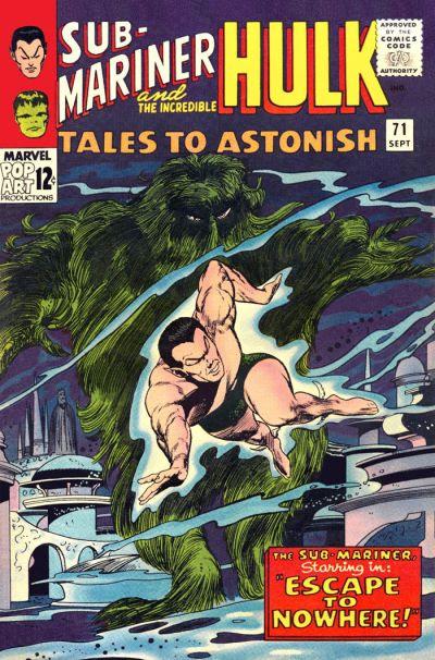 Tales to Astonish 071