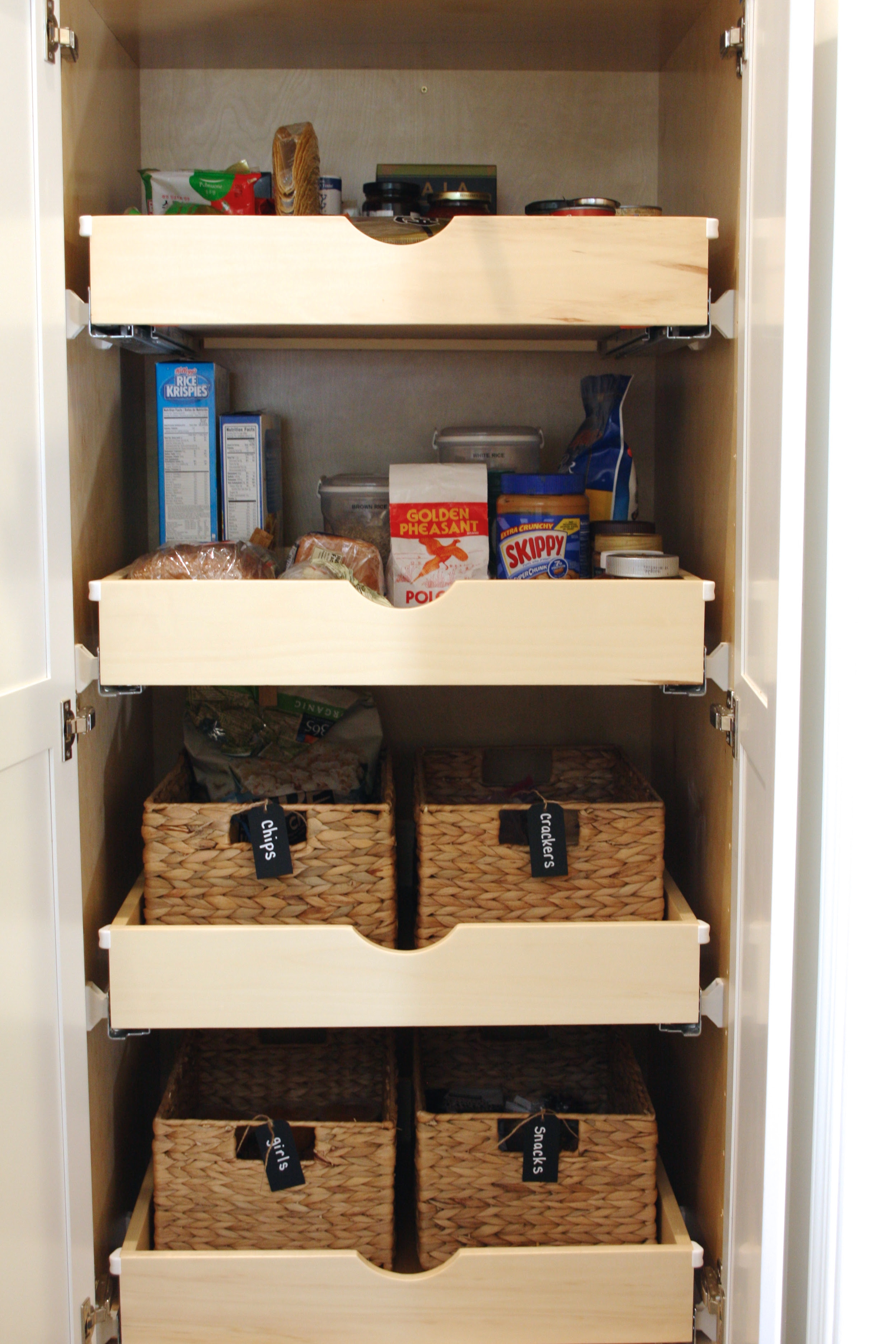 Simply Done: Kitchen Organization - simply organized