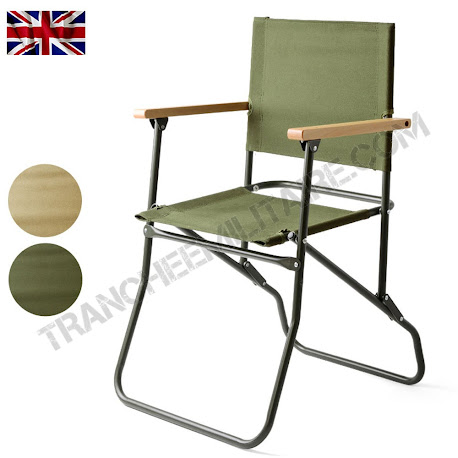 "Chaise pliante ""Land Rover chair"""