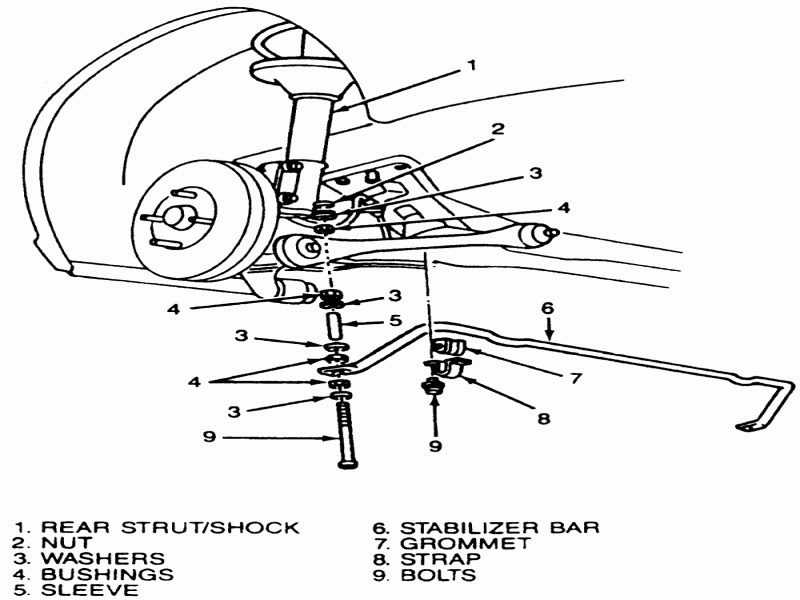 Wiring Diagram: 29 2000 Ford Expedition Front Suspension