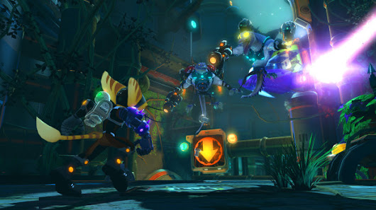 Ratchet & Clank: Into the Nexus (Review)