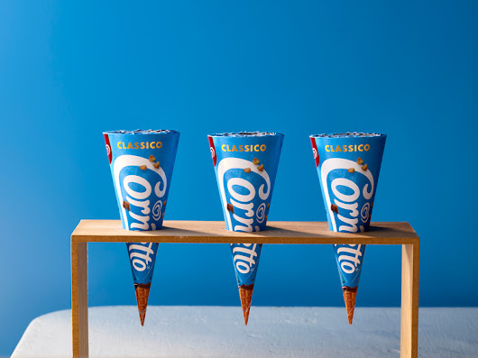 "Cornetto rolls out new logo and packaging to look more ""natural"""