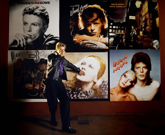 David Unseen: Tony McGee reveals rare photographs of David Bowie in new exhibition