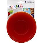 Munchkin Bowls, Multi, 12 Oz, 6+ Months - 5 bowls