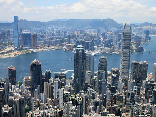Victoria Peak: The Top of Hong Kong - Rachel's Ruminations