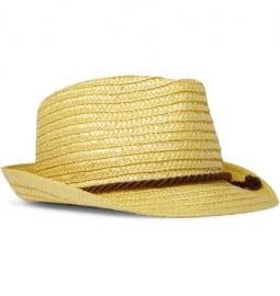 Etro Straw Trilby Hat
