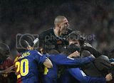 Pictures from FC Barcelona vs Real Madrid match
