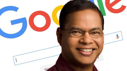 Google search chief Amit Singhal looks to the future - BBC News