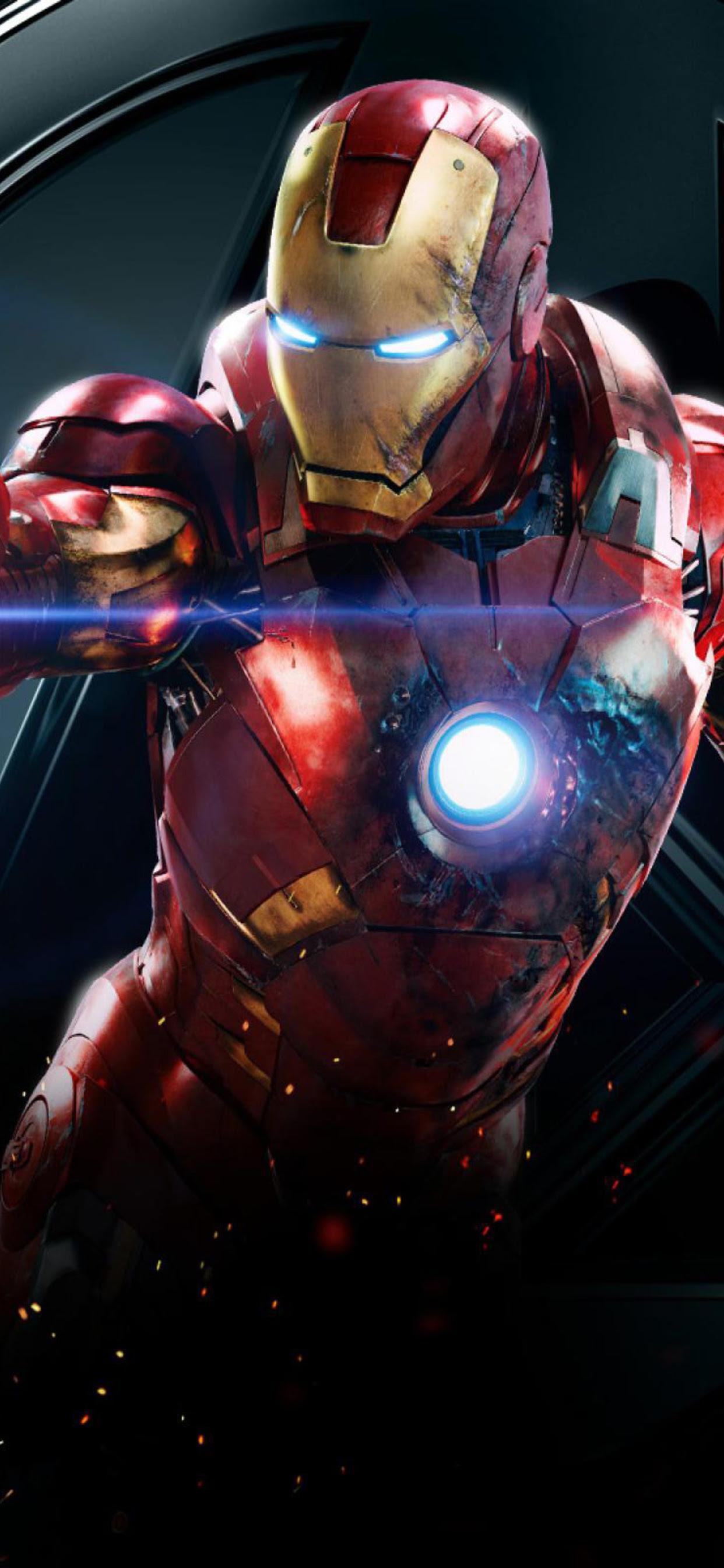 Iron Man Iphone Xs Max Wallpaper Wallpaper Iphone