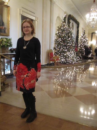 McCall 6363 at the White House