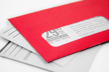 Direct Marketing Mail Services
