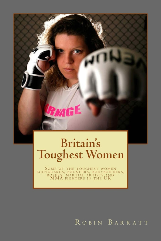'Britain's Toughest Women': Author Robin Barratt Discusses His Latest Book