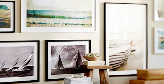 How to Create a Gallery Wall | Pottery Barn
