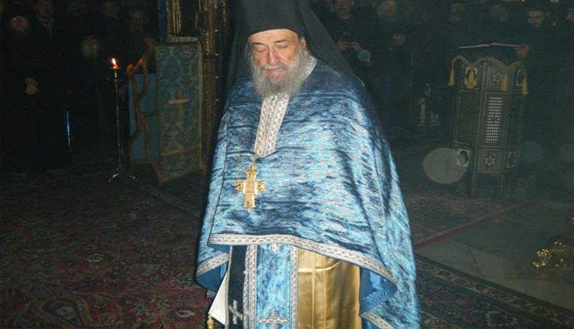 Καθηγούμενος της Ι.Μ. Δοχειαρίου Αγίου Όρους Αρχ .Γρηγόριος