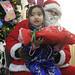 Hinata meets Santa