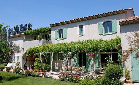 C'est la vie: The future price for homes like this four-bedroom villa for sale in Avignon, France, for ¿895,000 is uncertain