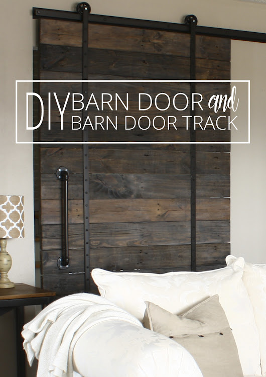 20 DIY Barn Doors To Add A Rustic Touch Your Home Needs | The Self-Sufficient Living