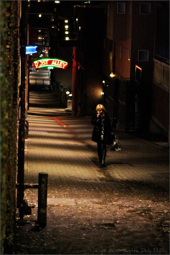 Midnight Post Alley