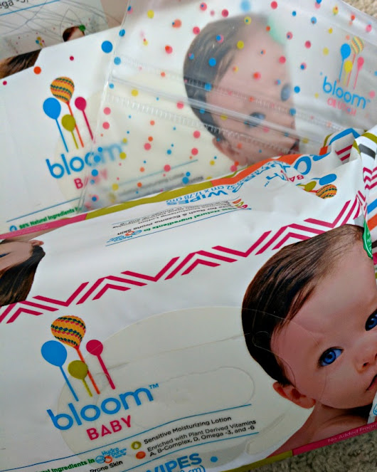 Bloom Baby Wipes Are Good For Bums And The Environment