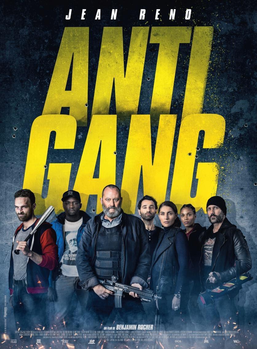 película, cine, jean Reno, policiaco, acción, robos, atracos, Escuadrón de Elite, Antigang, blog de cine, solo yo, blog solo yo, #NosVamosAlCine